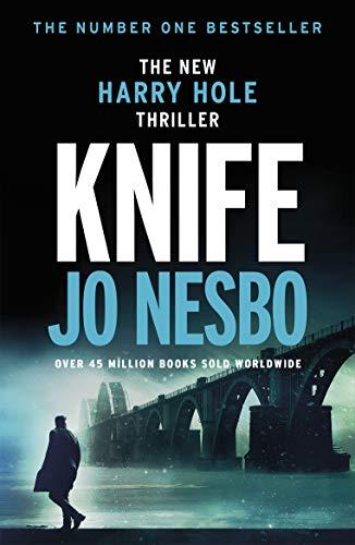 Knife: (Harry Hole 12) (English Edition) eBook: Nesbo, Jo, Smith ...