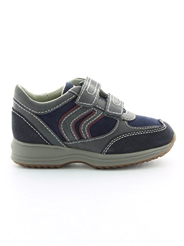 Geox , Baskets pour fille Multicolore - Navy/Bordeaux