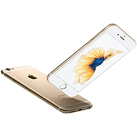 Apple iPhone 6s Plus 128GB 4G Oro - Smartphone (SIM única, iOS, NanoSIM, EDGE, GSM, DC-HSDPA, HSPA+, TD-SCDMA, UMTS,