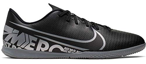 Nike Unisex-Erwachsene Vapor 13 Club Ic Fußballschuhe, Mehrfarbig (Black/MTLC Cool Grey 1), 44 EU