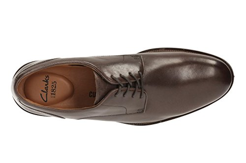 Clarks Coling Walk, Derby Homme Marron