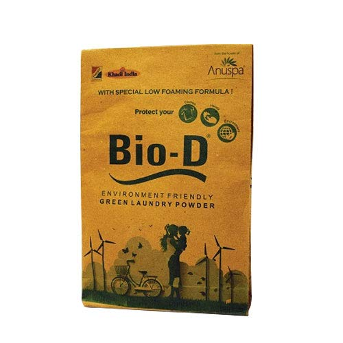Anuspa Bio-D Laundry Powder 500gm