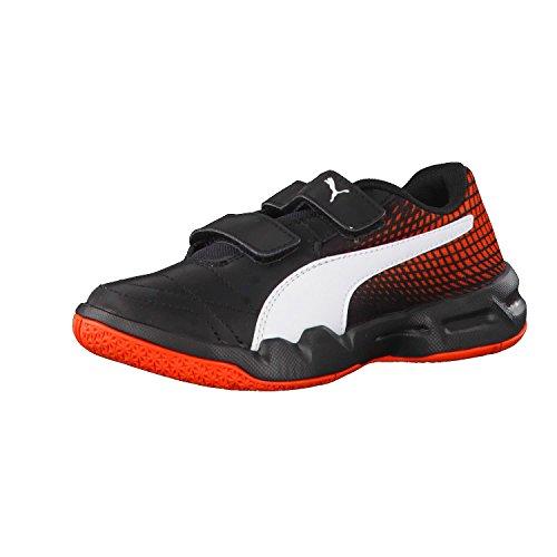 Puma Unisex-Kinder Veloz Ng V Jr Multisport Indoor Schuhe