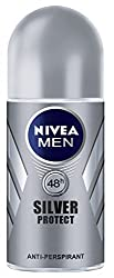 Nivea Men Silver Protect Roll On, 50ml