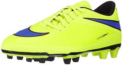 Nike Hypervenom Phade Fg, Chaussures de football homme Amarillo (volt/persian violet-ht lv-blck 758)