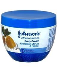 Johnsons African Nurture Body Cream 300ml Marula & Kigelia