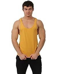 Gymheadz - Camiseta de tirantes - para hombre