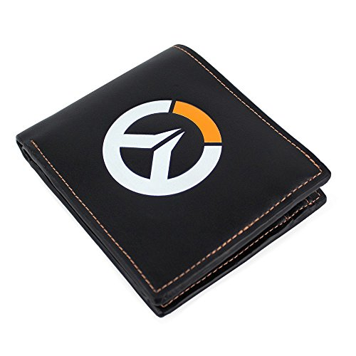 Overwatch - Logo - Geldbeutel aus Kunstleder | Schwarz