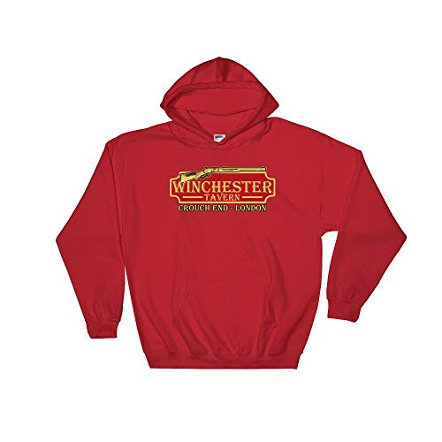 Shaun of The Dead Winchester Tavern Cornetto Trilogy Movie Hoodie Kapuzenpullover - Hot Fuzz-t-shirt