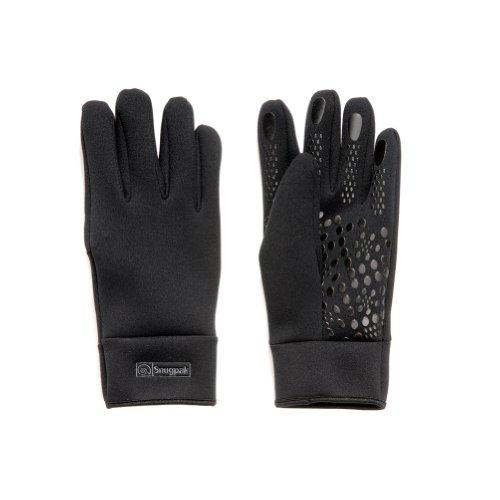 Snugpak Geogrip Neoprene Gloves - Black - Small