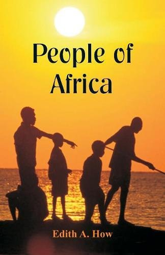 People of Africa por Edith A How