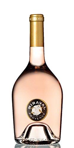 6x 0,75l - 2015er - Miraval - Rosé - Côtes de Provence A.O.P. - Provence - Frankreich - Rosé-Wein trocken