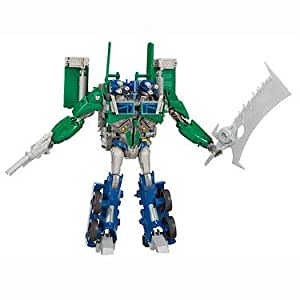 Transformers Prime Beast Hunters – A5347 – Weaponizer – Beast Tracker Optimus Prime (Import UK)