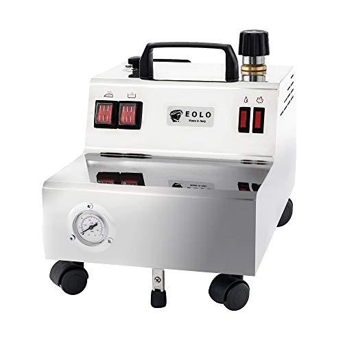 EOLO Generador de vapor profesional para la limpieza, saneamiento. Recarga semicontinua GV05P