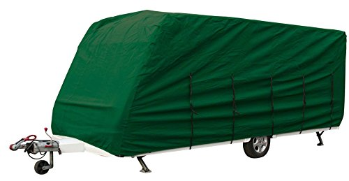 Abbey Teste Heavy Duty Caravan, grün 4ply