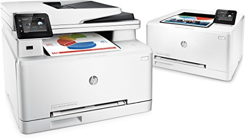 HP Color LaserJet Pro M277dw Farblaser-Multifunktionsdrucker - 4