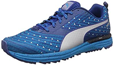Puma Men's Speed 300 Tr Ignite Blue Danube and True Blue Running Shoes - 10 UK/India (44.5 EU)