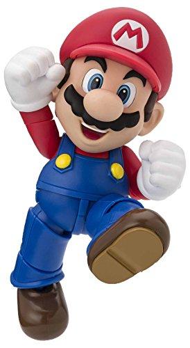 Bandai Super Mario: Mario S.H.Figuarts Figura De Acción