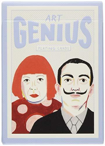 Genius Art (Genius Playing Cards) (Card Games) por Rebecca Clarke