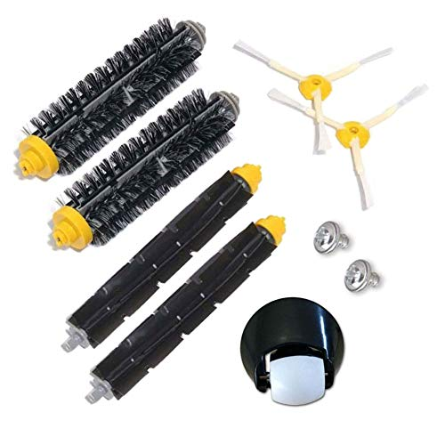Kit de cepillo y montaje de ru