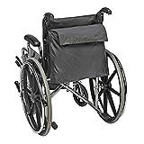 Walker bag per passeggiate, deambulatori o scooter universale deambulatore sacchetto impermeabile resistente per anziani, anziani, disabili