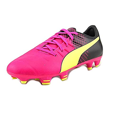 Puma evoPOWER 3.3 Tricks FG Jr Soccer Cleats Youth US 6.5 Multi Color