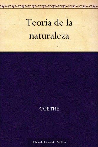 Teoría de la naturaleza por Goethe