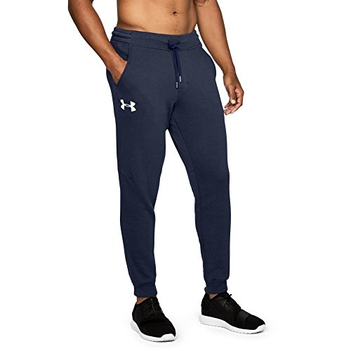 Under Armour Men's Rival Fitted Tapered Jogger Pant