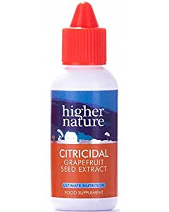 Higher Nature Citricidal 100ml (Packaging May Vary)