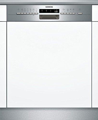 Siemens SN536S00KE iQ300 Geschirrspüler A++ / 262 kWh/Jahr / 2100 L/Jahr / Edelstahl / AquaStop