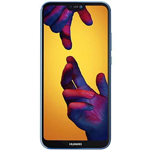 Huawei P20 Lite Smartphone da 64 GB, Marchio Tim, Blu Scuro [Italia]