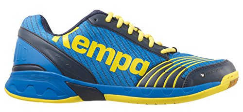 Kempa ATTACK THREE, Herren Low-Top Sneaker, Blau (06), 47 EU