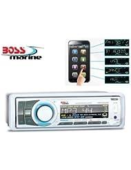 BOSS marine radio 752UAB 240 w avec télécommande radio cD/mP3/uSB/radio aM/fM/rDS