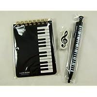 Musica a tema Notebook Set - tastiera