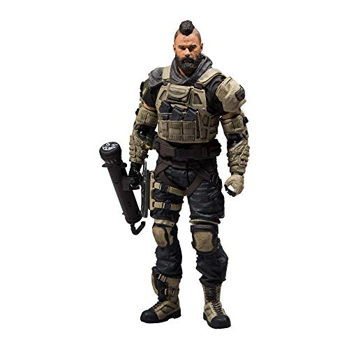 Call of Duty Donnie 'Ruin' Walsh Action Figure