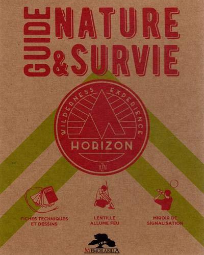 Guide nature et survie par Memorabilia (Editions)