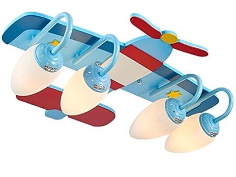 FYN LED enfants Plafonnier Plans-modèles pour le salon Chambre à coucher Chambre d'enfants Cuisine 47 * 56CM 36W