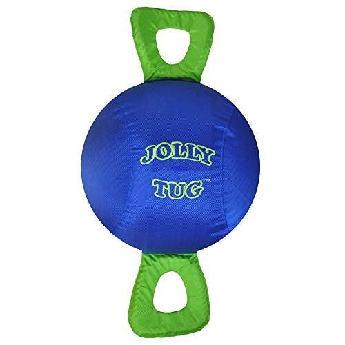 Horsemen's Pride Jolly Pets Jolly Tug (36cm) (Blau) -