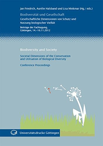 2012 Halsbänder (Biodiversität und Gesellschaft Biodiversity and Society Gesellschaftliche Dimensionen von Schutz und Nutzung biologischer Vielfalt: Beiträge zur Fachtagung, Göttingen, 14.-16.11.2012)