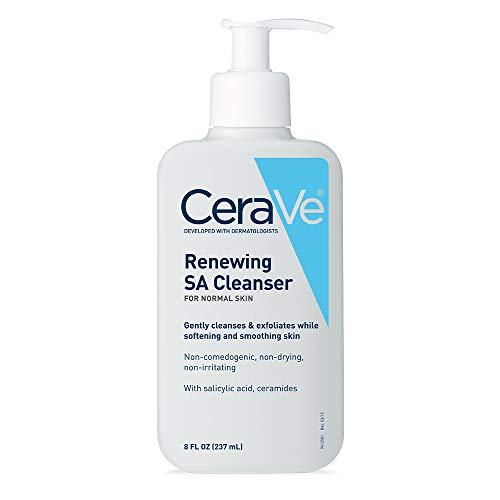 CeraVe Renewing SA Cleanser, 8 Ounce by Valeant Pharmaceuticals North America -