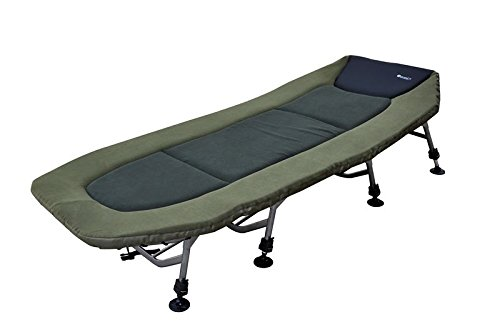 Carpline24 Xtreme 8 Bein Bedchair Angelliege Karpfenliege