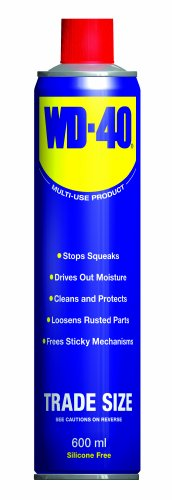 Price comparison product image WD-40 600ml Aerosol