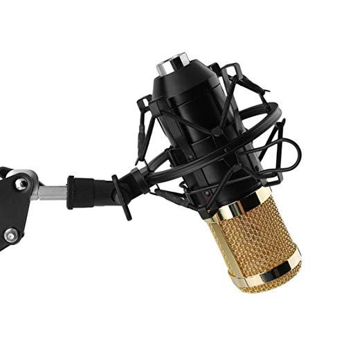 Fghdfdhfdgjhh microfono a condensatore bm-700 in kit supporto per braccio a forbice per braccio a sospensione da studio accessori per microfono universale