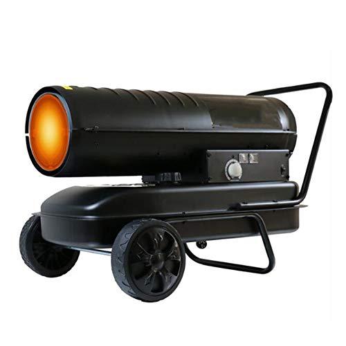 Diesel calentador de aire industrial calentador de taller de la fábrica de efecto invernadero...