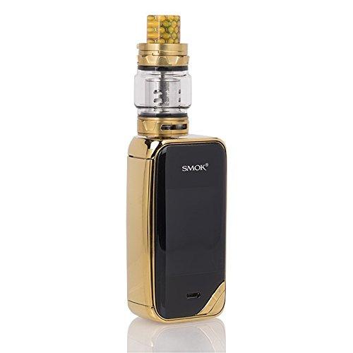 Authentique Smok, X-Priv X Priv 225 W TC TFV12, 8ml, Serbatoio Prince Kit completo - Senza nicotina - Con custodia Unishow