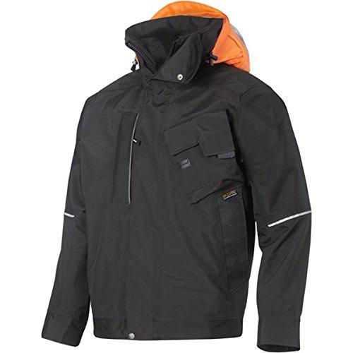 Snickers 11980404004 XTR APS Veste d'hiver imperméable Taille S Noir Noir