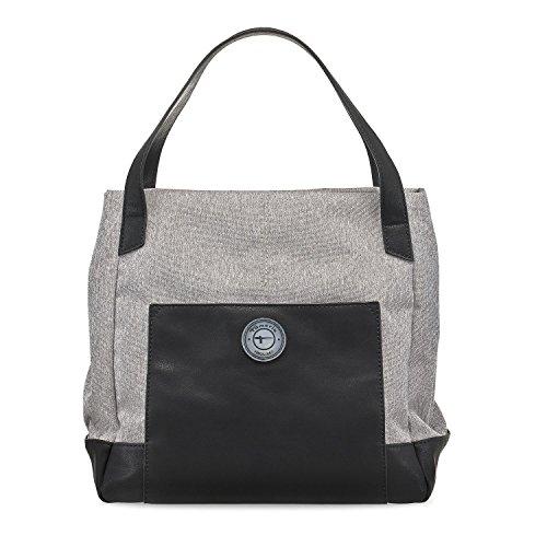 Tamaris  KICHI Shopping Bag, shoppers femmes Noir/comb