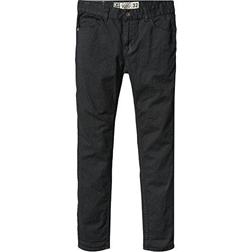 Jeans da uomo Globe good Stock Jeans Skinny pantaloni nero 32