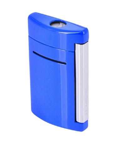 st-dupont-minijet-mechero-cian-azul