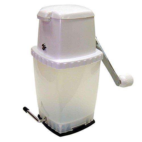 Ice Crusher, Eiscrusher, Kunststoff/ Edelstahl/ Gummi, 1 l, Höhe: 12.5 cm